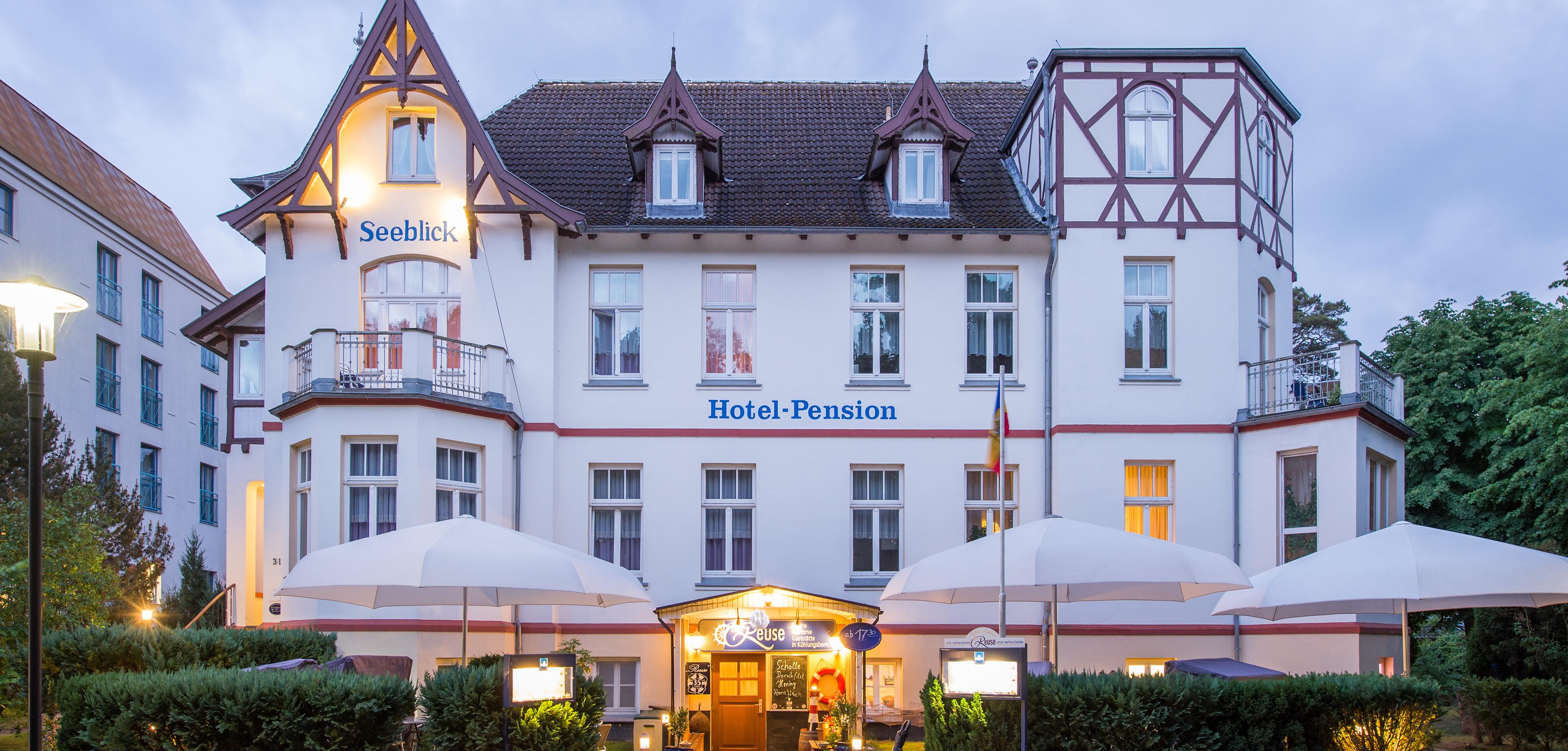 Kuhlungsborn Hotel Pension